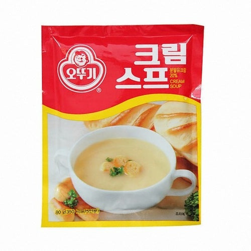 SFMart Ottogi Cream Soup Mix (오뚜기 크림스프) 80g Porridge & Soup- SFMart