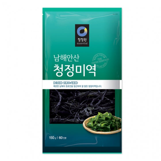 ChungJungOne (청정원) Chung Jung One Seaweed (청정원, 청정미역) 200g Seaweeds & Lavers- SFMart