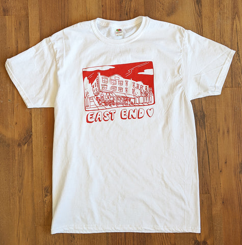EAST END LOVE Tee