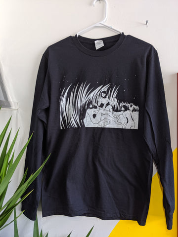 Bathers Long Sleeve Tee