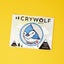 Crywolf Iron-On Patches