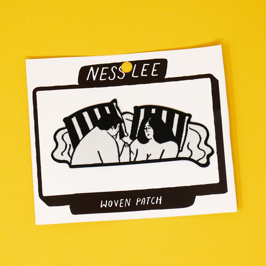 Ness Lee Iron-On Patches