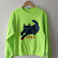 Nope Cat Crew Neck