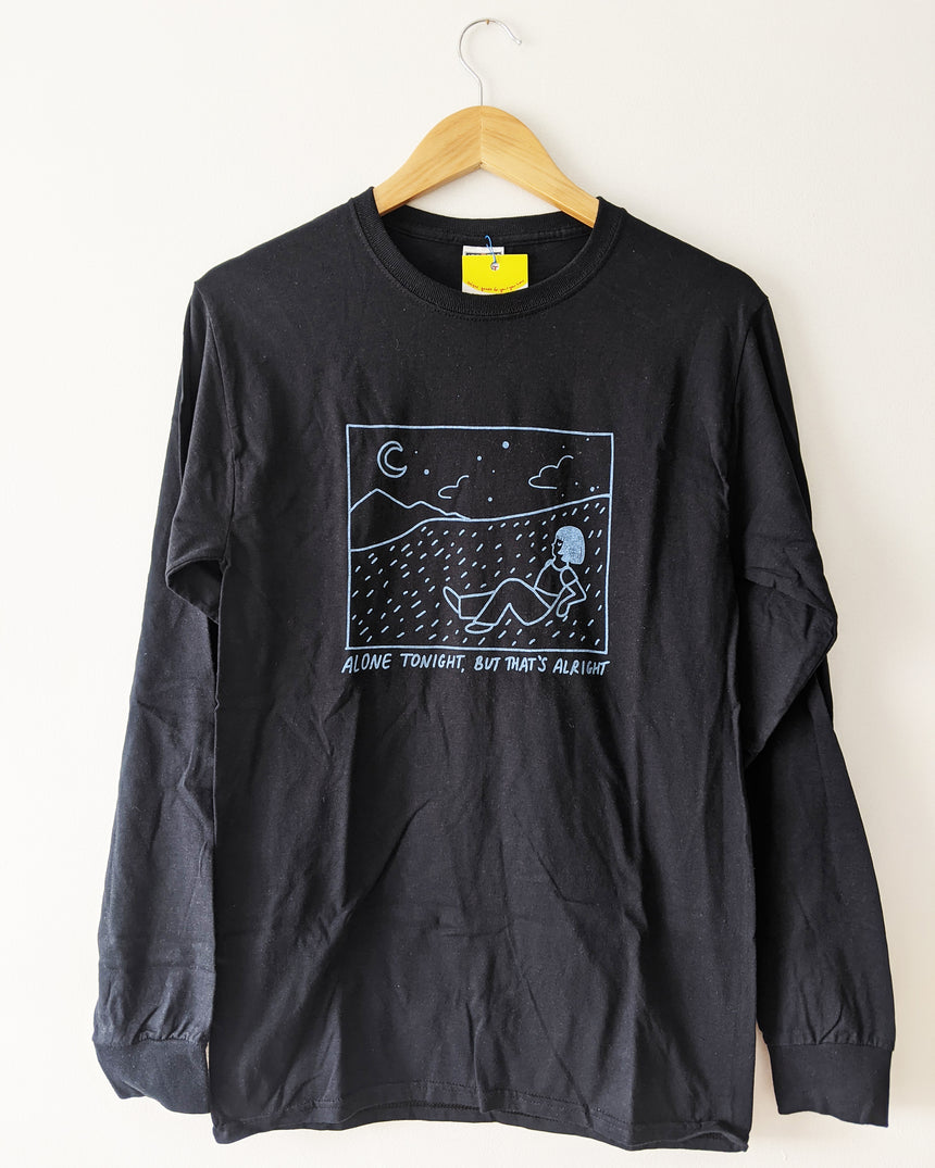 Alone Tonight Long Sleeve Tee