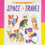 The True Pioneers of Space Travel Screen Printed Poster