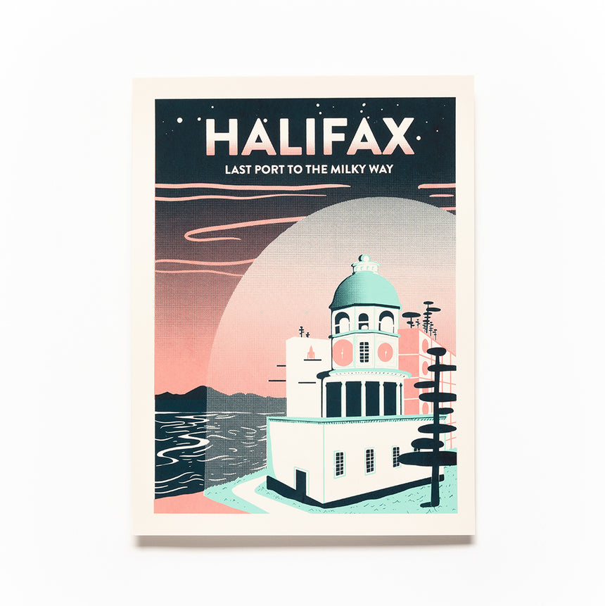 Halifax Screen Print