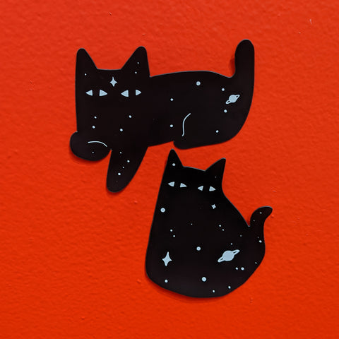 Cat Magnets (2 pack)