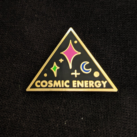 Cosmic Energy Pin