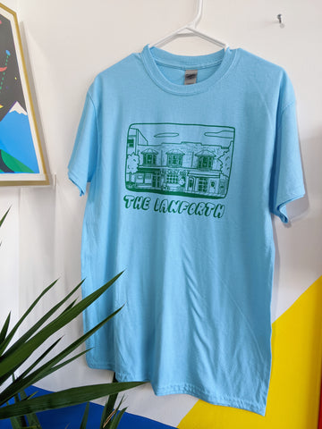 Danforth Tee in Blue