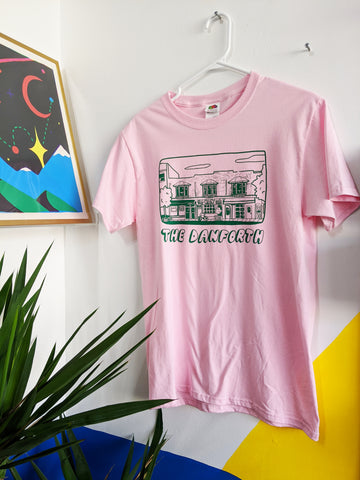 Danforth Tee in Pink
