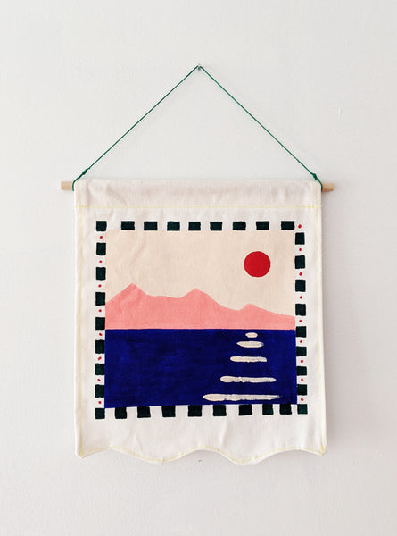 Lost Island Wall Hanging