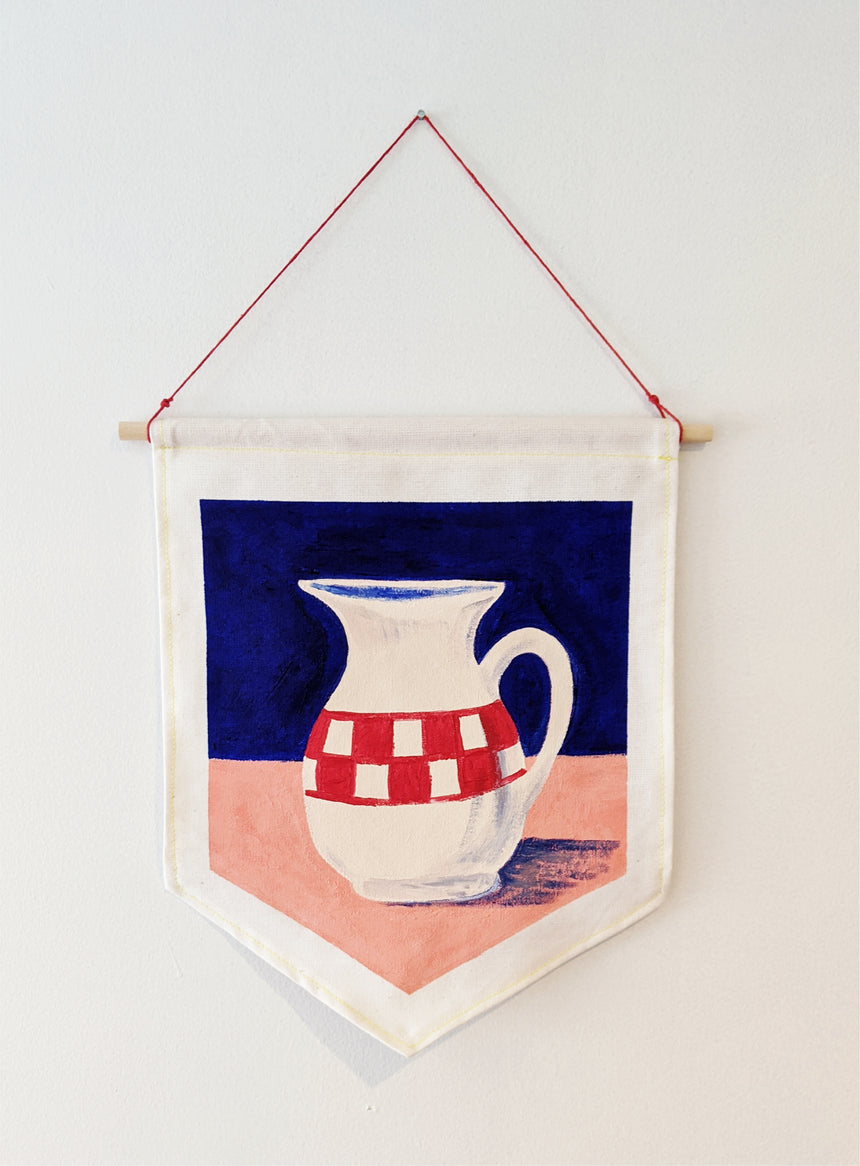 Still Life with Jug Wall Hanging