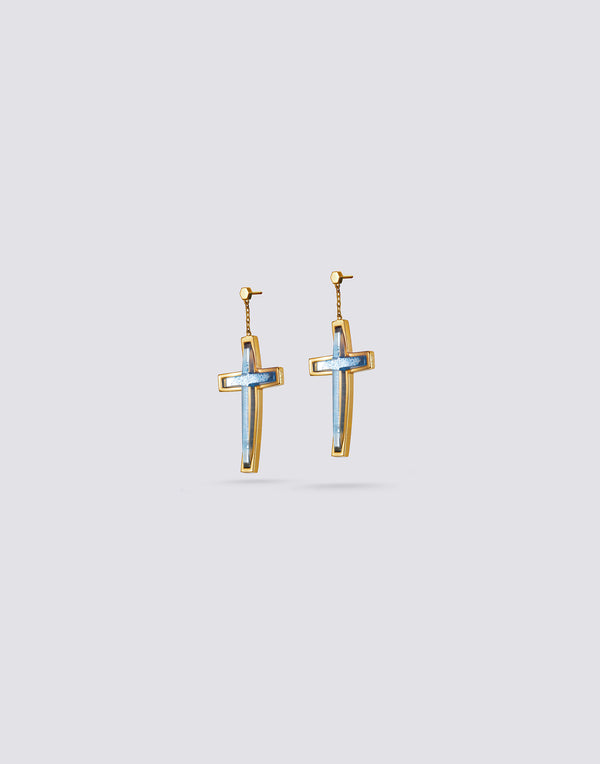 PRAYER EARRINGS