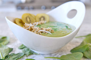 Greens Smoothie Bowl