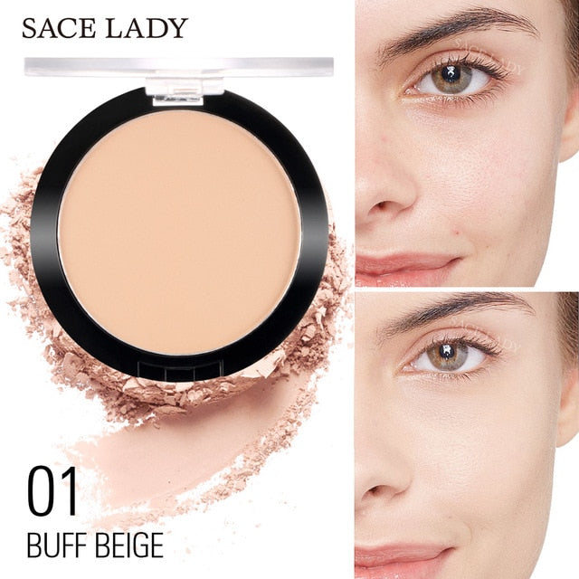 Face Setting Powder 5 Colors