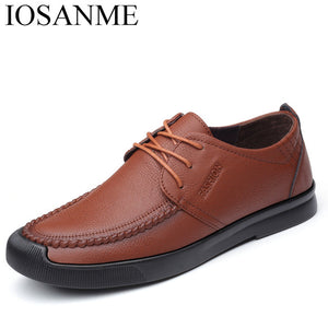 elegant leather shoes men luxury brand formal dress male footwear comfortable work italian business office oxford shoes for men