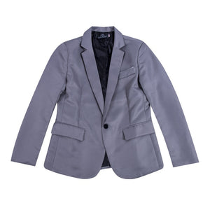 New Stylish Men's Smart Casual Blazer Slim Fitness Formal One Button Suit Classic Male Fashion Spring Summer Coat Tops M-3XL