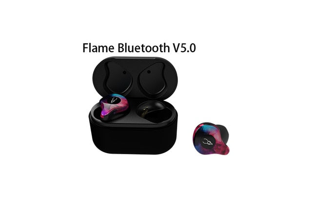 Original Sabbat Wireless Earbuds 5.0 Bluetooth Earphone Sport Hifi Headset Handsfree Waterproof Ear Buds for Samsung Phone