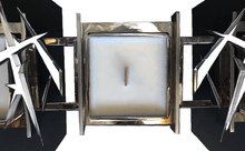 Load image into Gallery viewer, CANDLE LAMP SCULPTURE - BAZ Thunder Light - Limited Edition 1/10