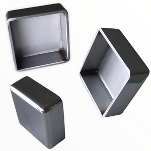 Center Tray - Mirror Polished Stainless Steel
