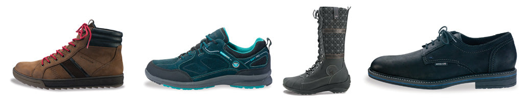 Shoes JS AllRounder by Mephisto Products Composite