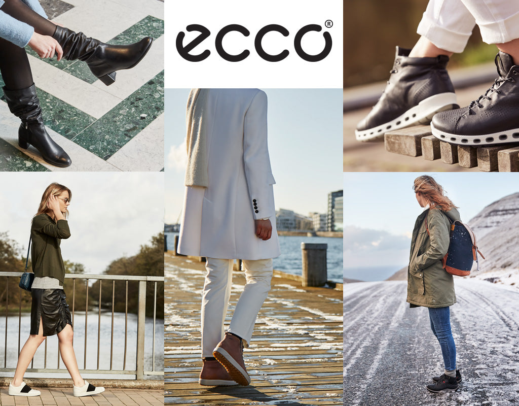 Ecco shoes available at Shoes Js