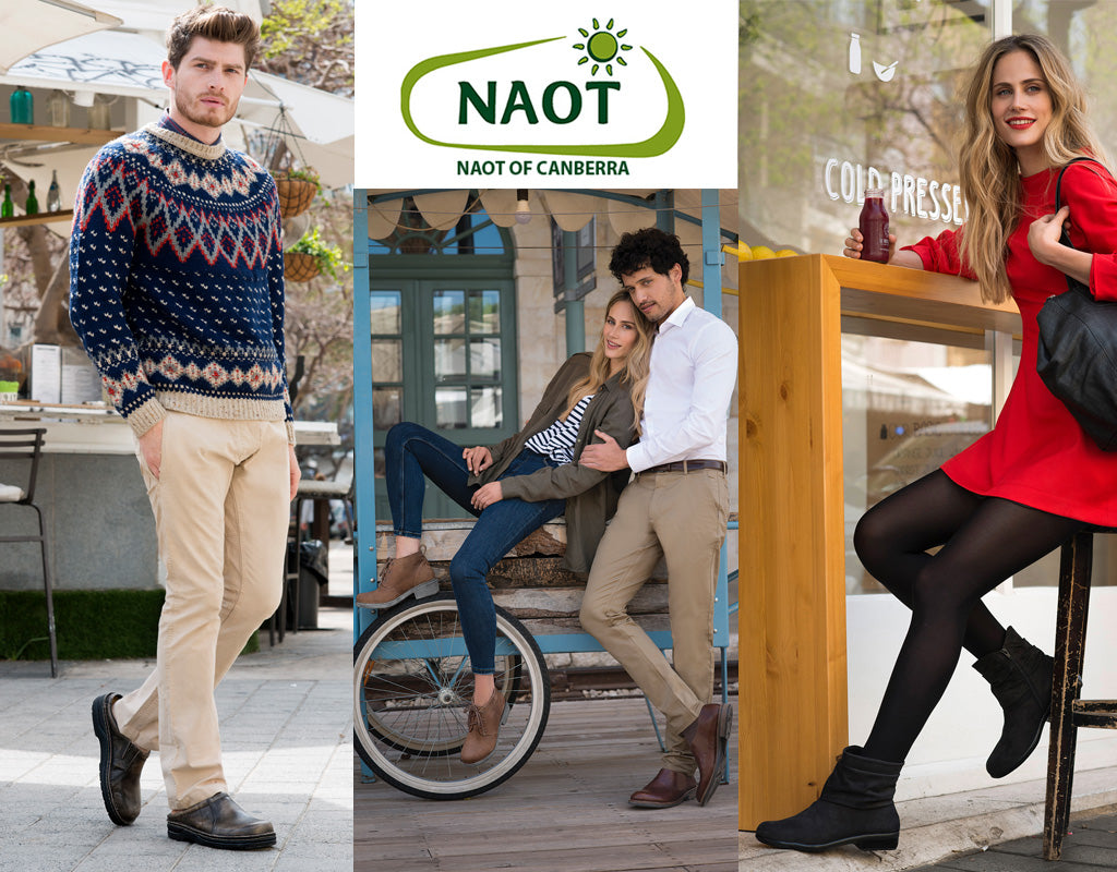 shoes js NAOT lifestyle composite