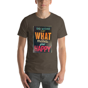 Short-Sleeve Unisex T-Shirt do more of what