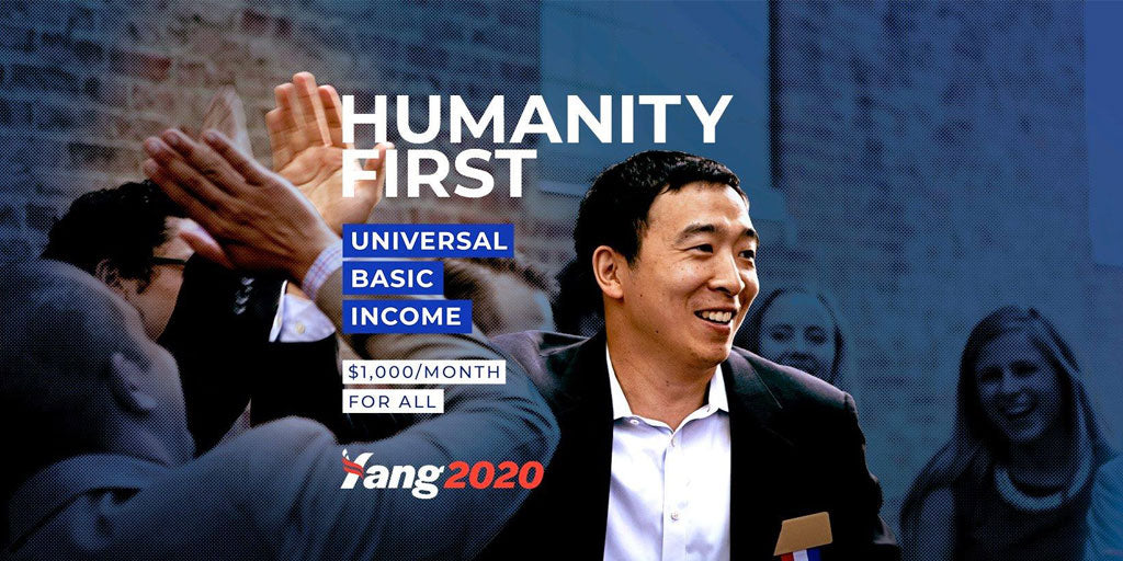 Andrew Yang Human Centered Capitalism