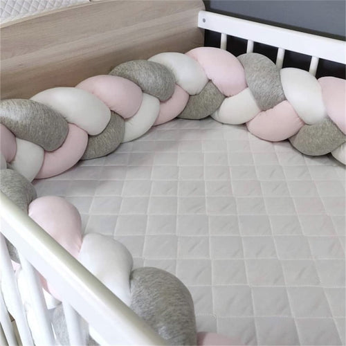 SafeTod™ Crib Bumpers