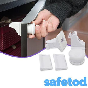 Safetod Magnetic Lock System