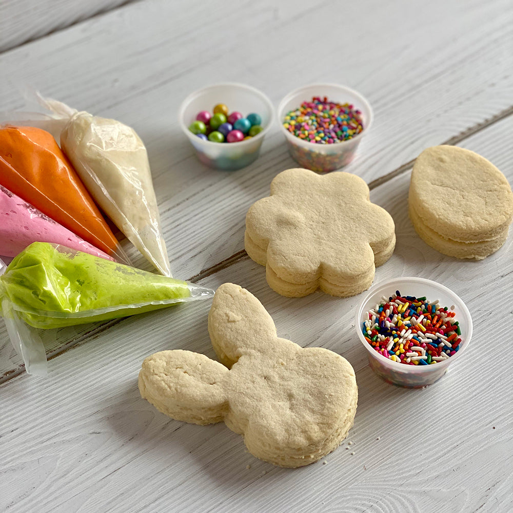 Easter Sugar Cookie Decorating Kit