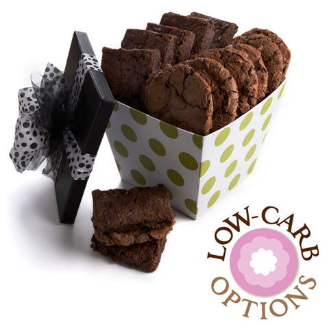 Chocolate Bliss Box - LOW CARB