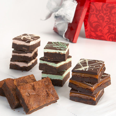 Build Your Own 12 Pack Brownie Variety Gift
