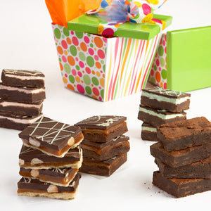 Build Your Own 18 Pack Brownie Tower