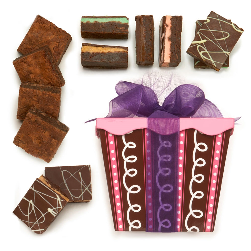 Build Your Own Brownie Gift - GLUTEN FREE