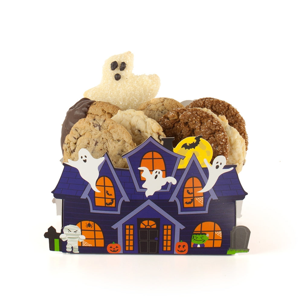 Haunted House Cookies