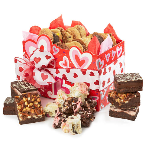 Big Heart Valentine's Day Gift Box