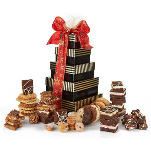 Elegant 5 Tier Tower - GLUTEN FREE