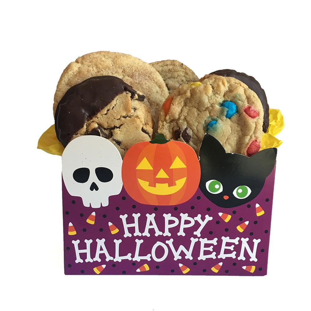 Happy Halloween Cookies