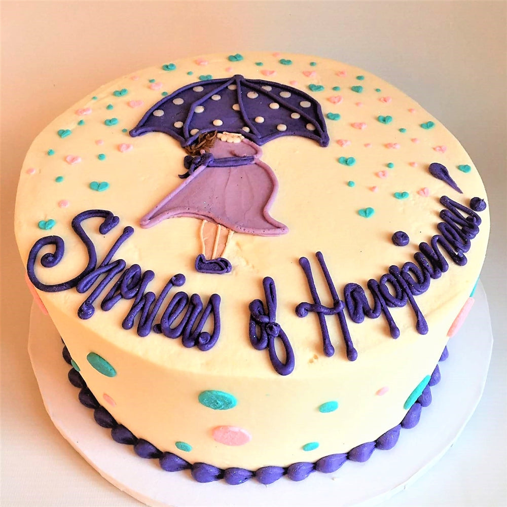 Showers of Happiness Cake