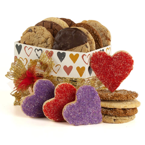 Valentine Cookie Gift