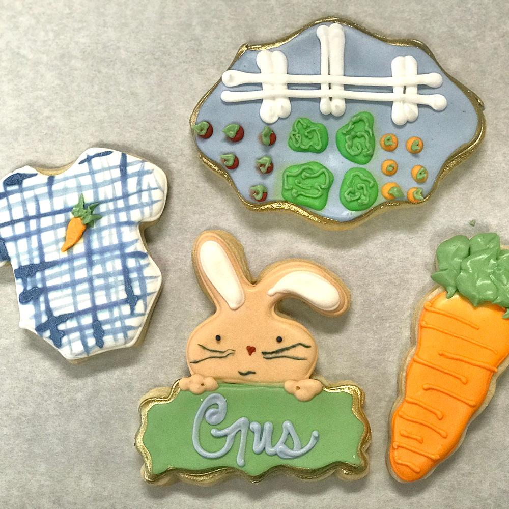 Peter Rabbit Sugar Cookie Set