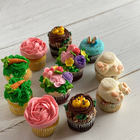 Easter Cupcakes (Packs of 6)