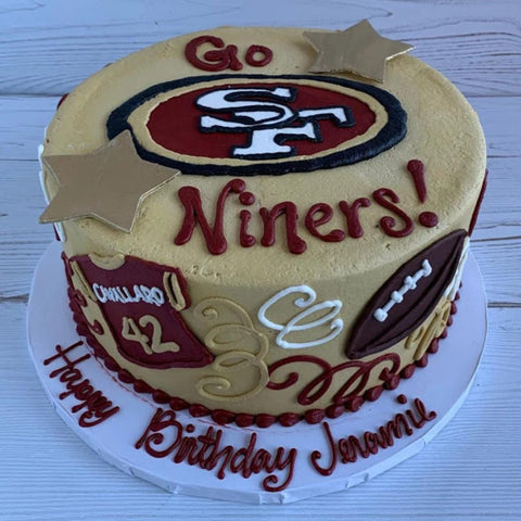 Football - Favorite Team Cake