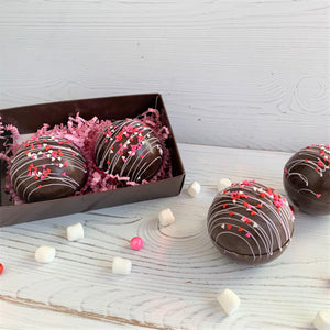 Hot Cocoa Bombs (2 pack)