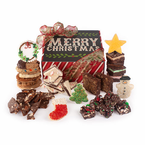 Merry Christmas Deluxe Sampler