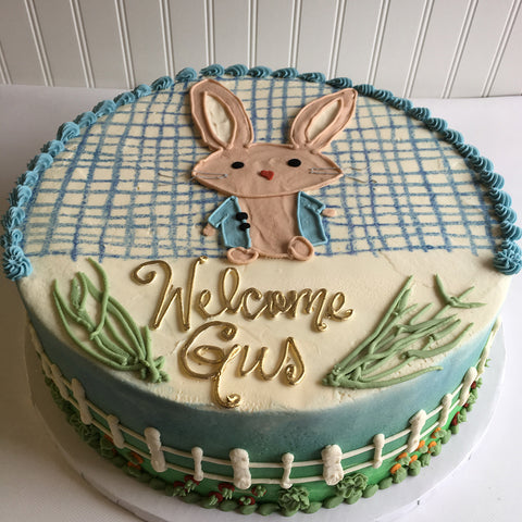 Peter Rabbit Welcome Baby