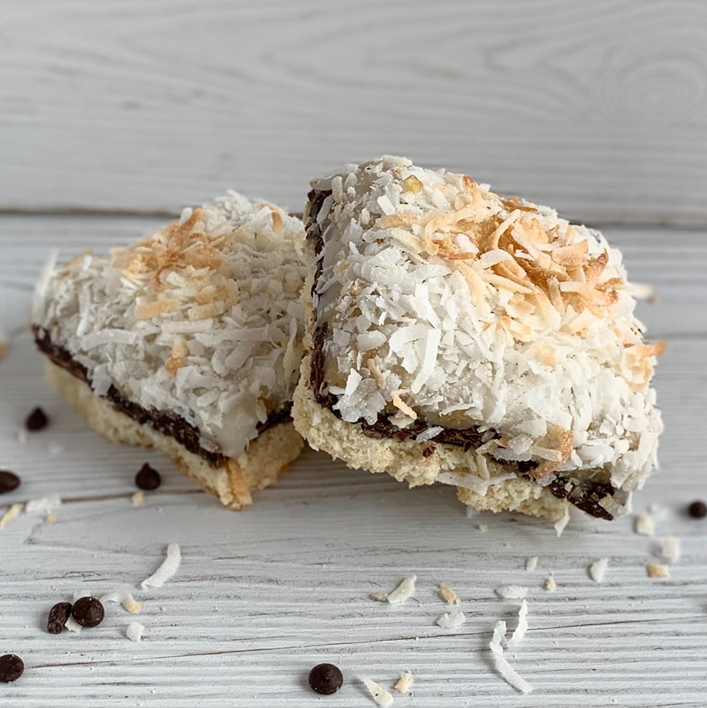 Magic Cookie Bar - GF & Vegan - PICKUP OR LOCAL DELIVERY ITEM