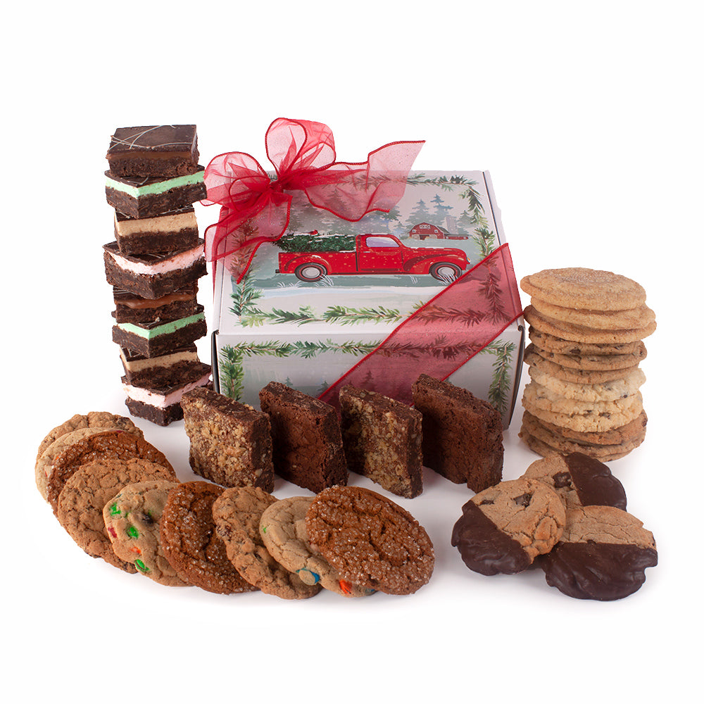 Christmas Tree Farm Cookie Collection